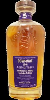 Bowmore 2001 SV