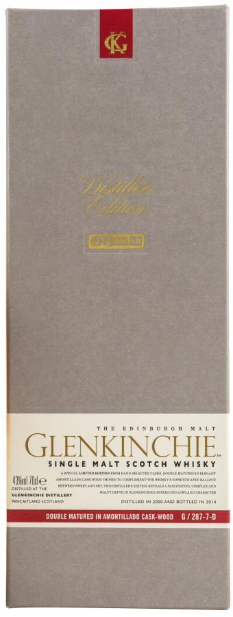 Glenkinchie 2000