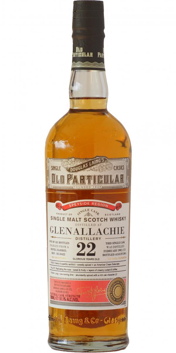 Glenallachie 1992 DL