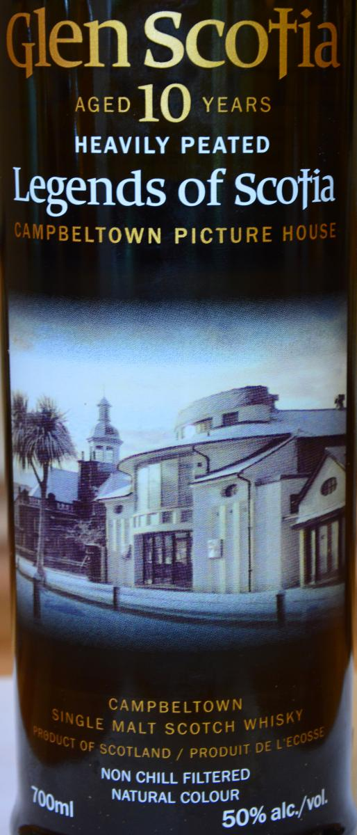 Glen Scotia 10-year-old Picture House