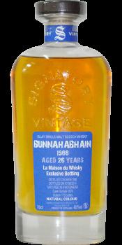 Bunnahabhain 1988 SV