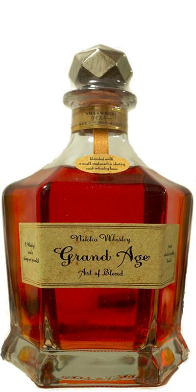 Nikka Grand Age
