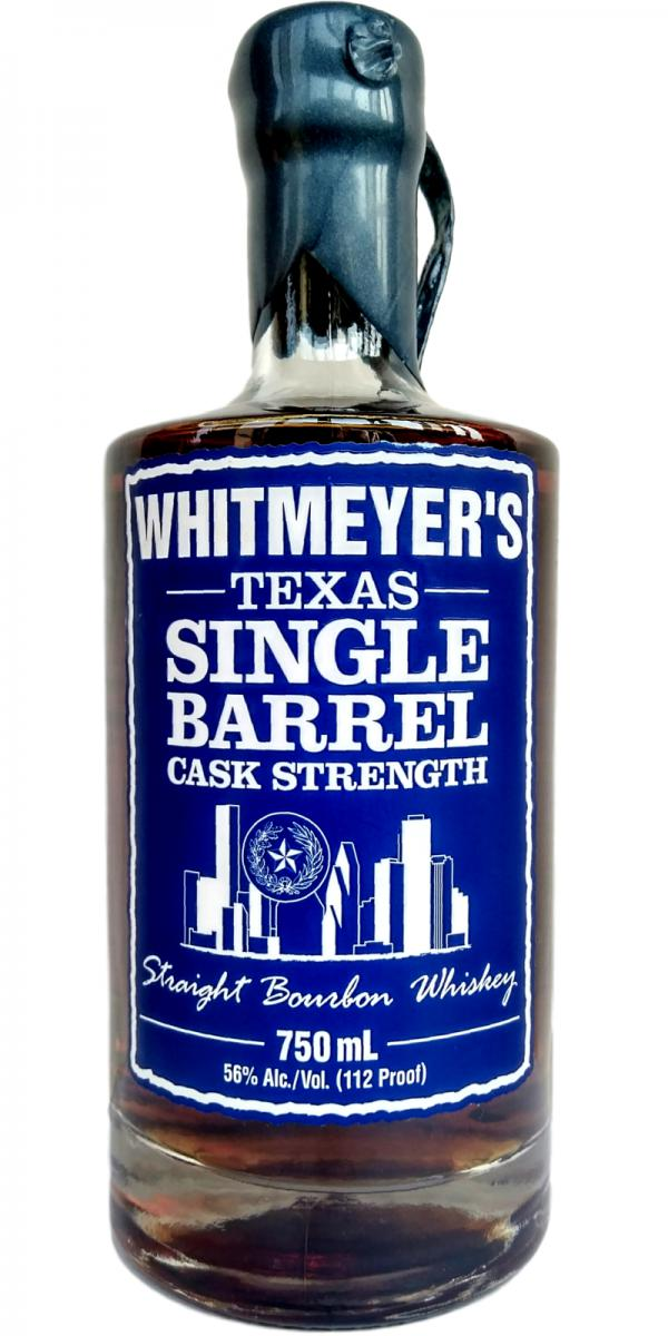 Whitmeyer's Texas Single Barrel