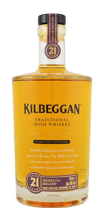 Kilbeggan 21-year-old