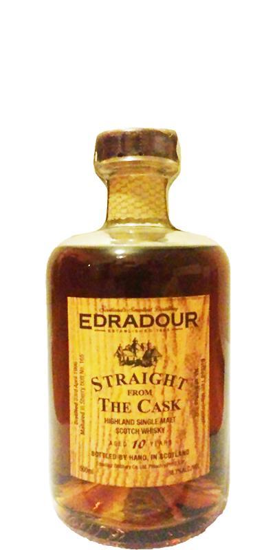 Edradour 1996 SV Sherry
