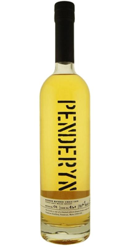 Penderyn Bourbon Matured Single Cask