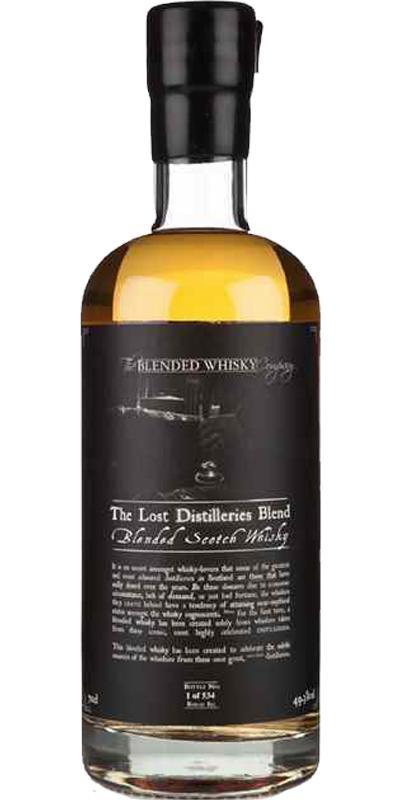 The Lost Distilleries Blend Batch 6