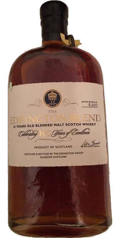 The Edrington Blend 33-year-old