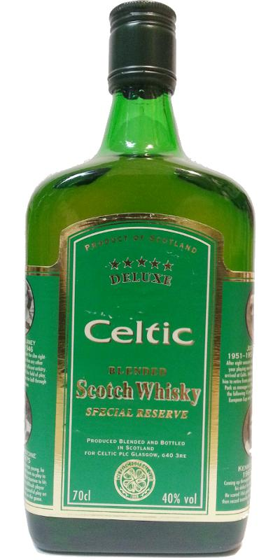 Celtic Blended Scotch Whisky