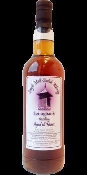 Springbank 1996 WhB