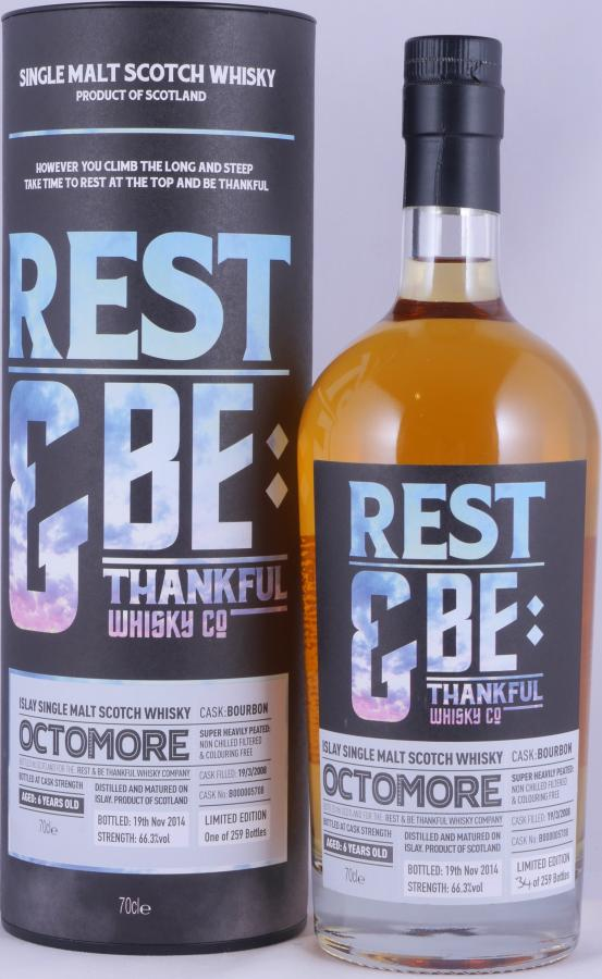 Octomore 2008 RBTW