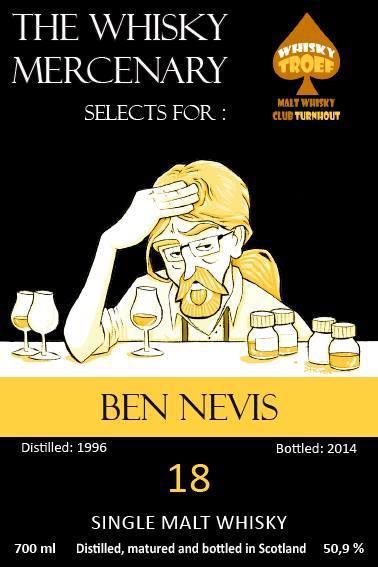 Ben Nevis 1996 TWM