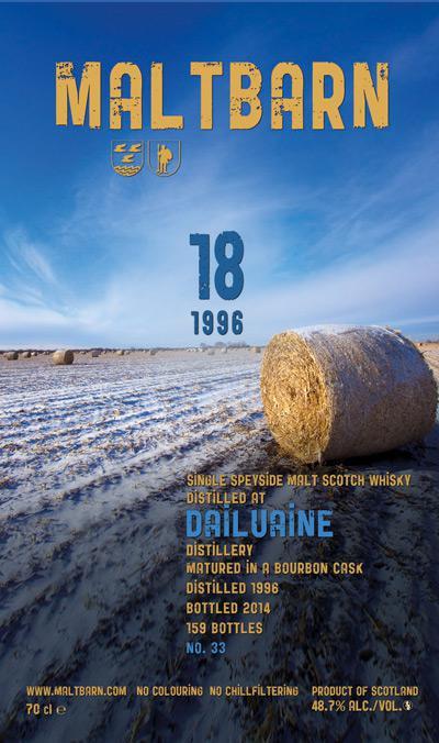 Dailuaine 1996 MBa