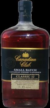 Canadian Club Small Batch