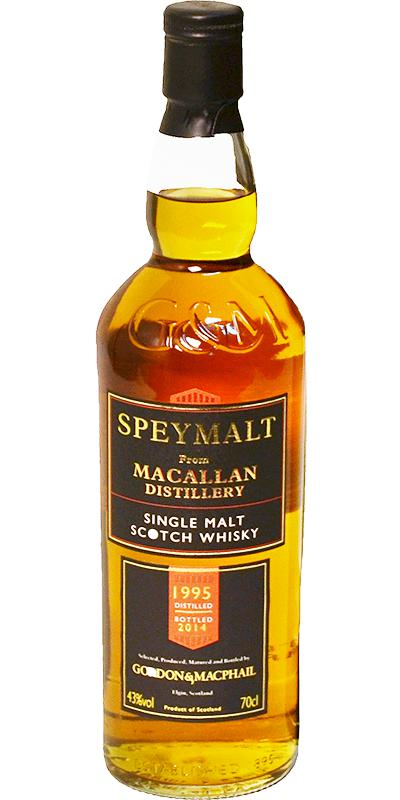 Macallan 1995 GM