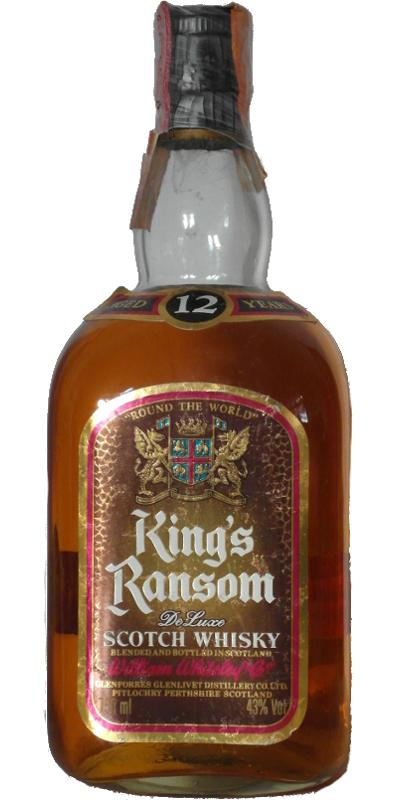 King's Ransom 12-year-old