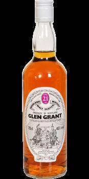 Glen Grant 21-year-old GM