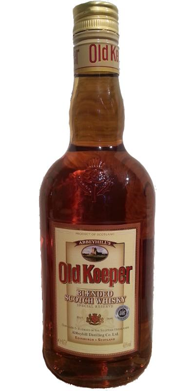 Old Keeper Blended Scotch Whisky