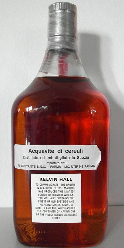 Kelvin Hall Limited Edition