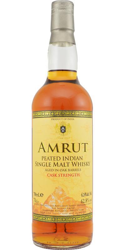 Amrut Peated Indian