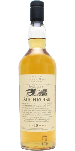 Auchroisk 10-year-old