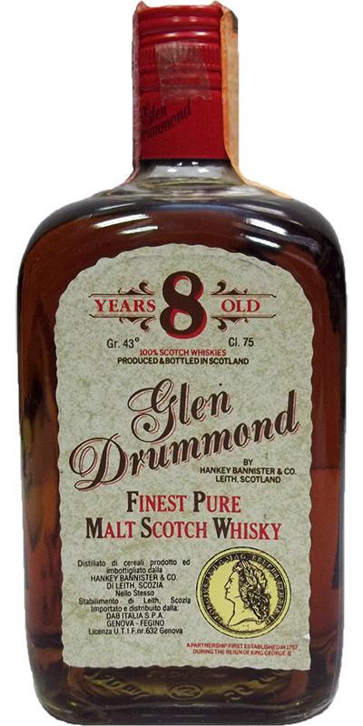 Glen Drummond 08-year-old