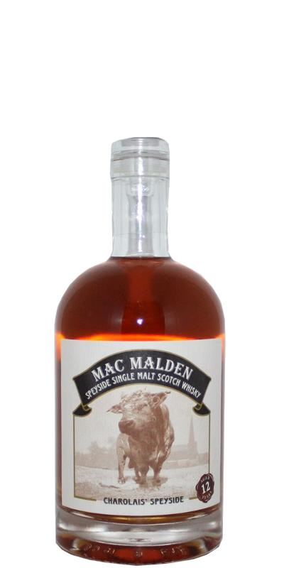 Mac Malden 12-year-old - Charolais' Speyside