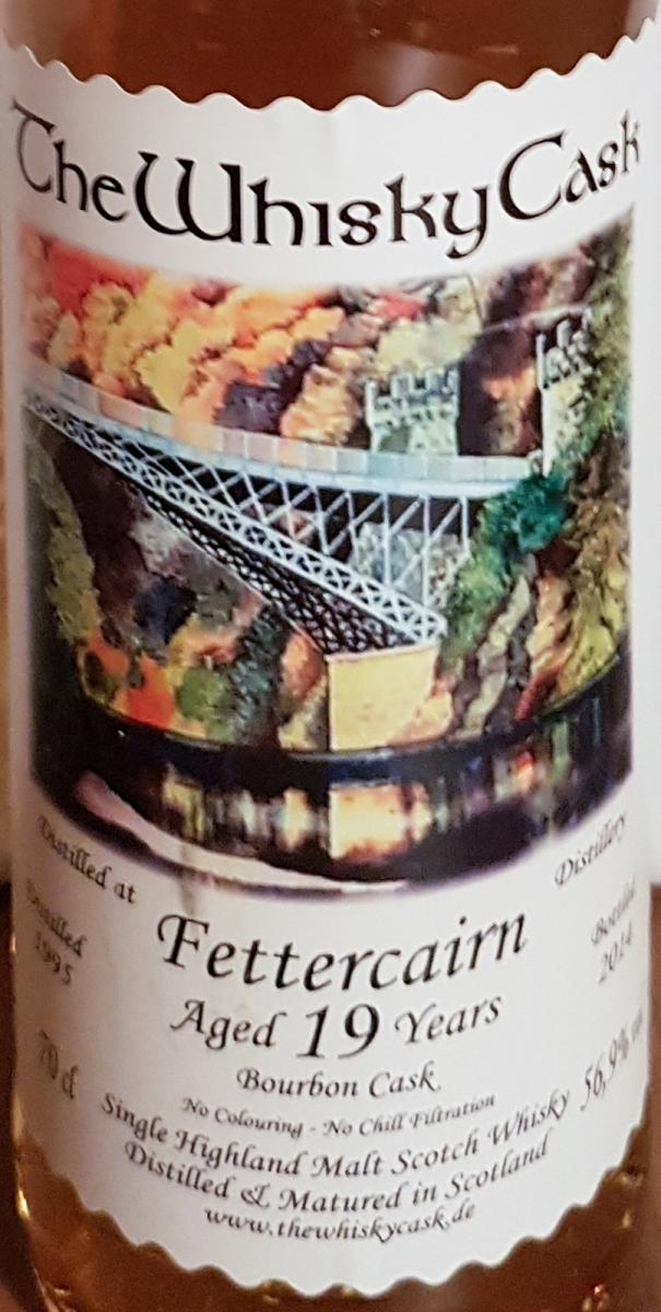 Fettercairn 1995 TWC