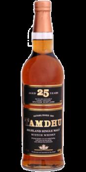 Tamdhu 25-year-old