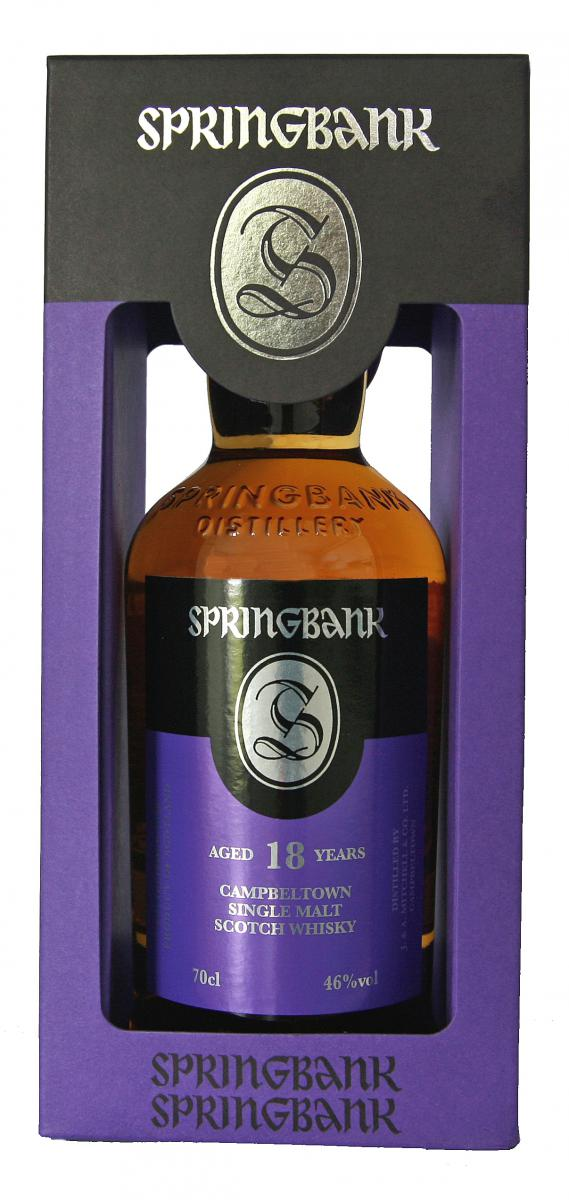 Springbank 18-year-old