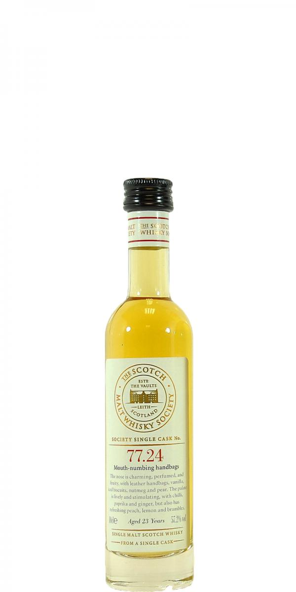 Glen Ord 23-year-old SMWS 77.24