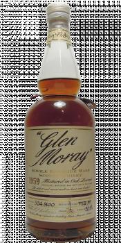 Glen Moray 1959
