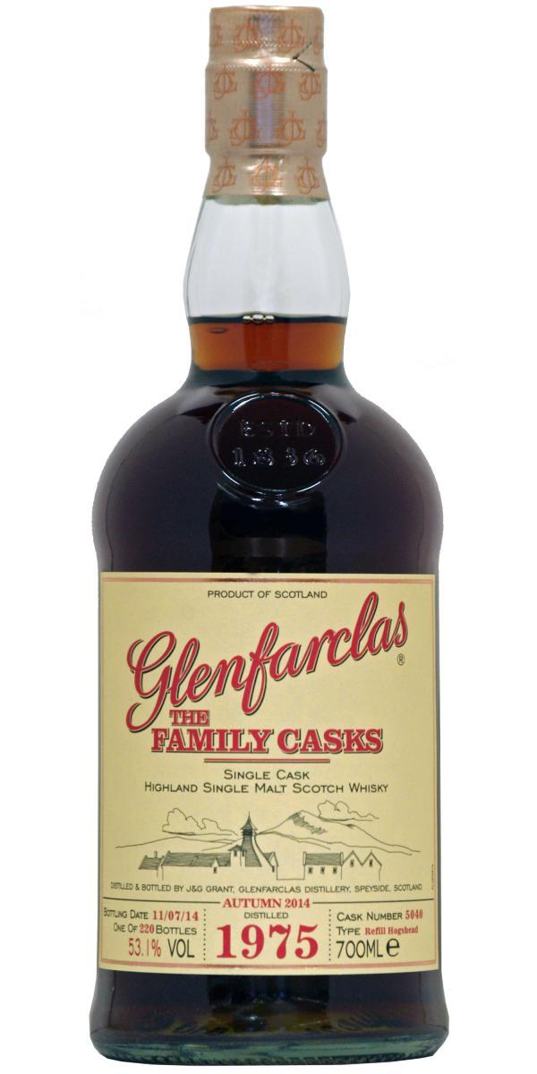 Glenfarclas 1975