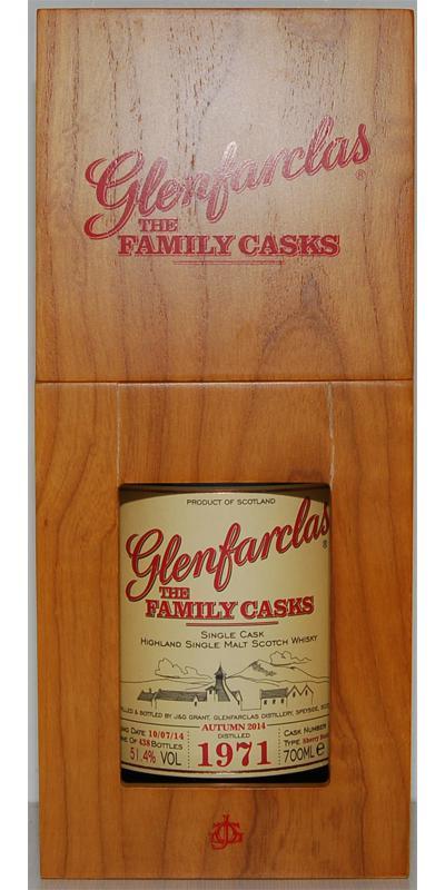 Glenfarclas 1971