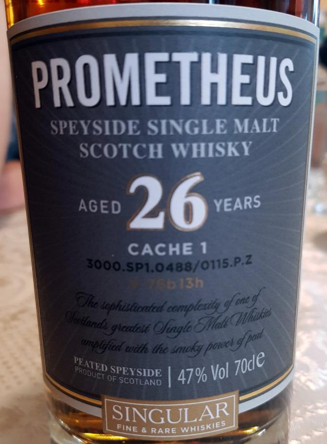 Prometheus 26-year-old TGDC