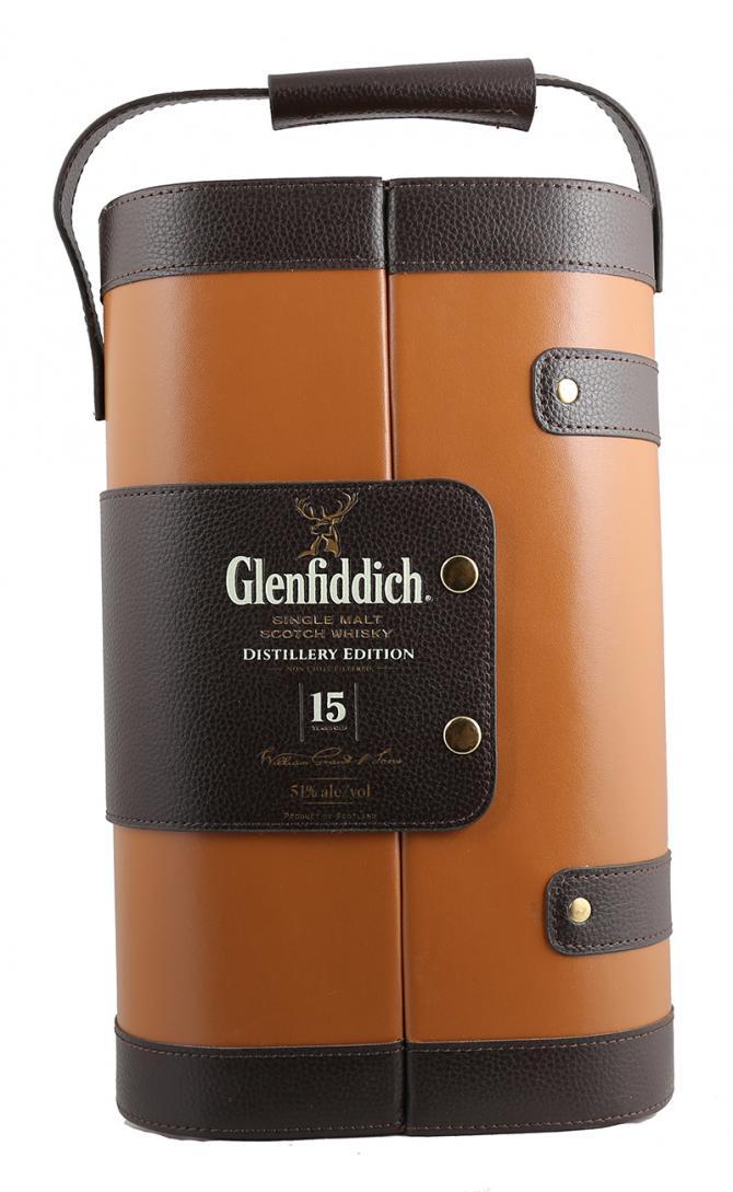 Glenfiddich 15-year-old - Traveller Pack
