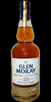 Glen Moray 1987