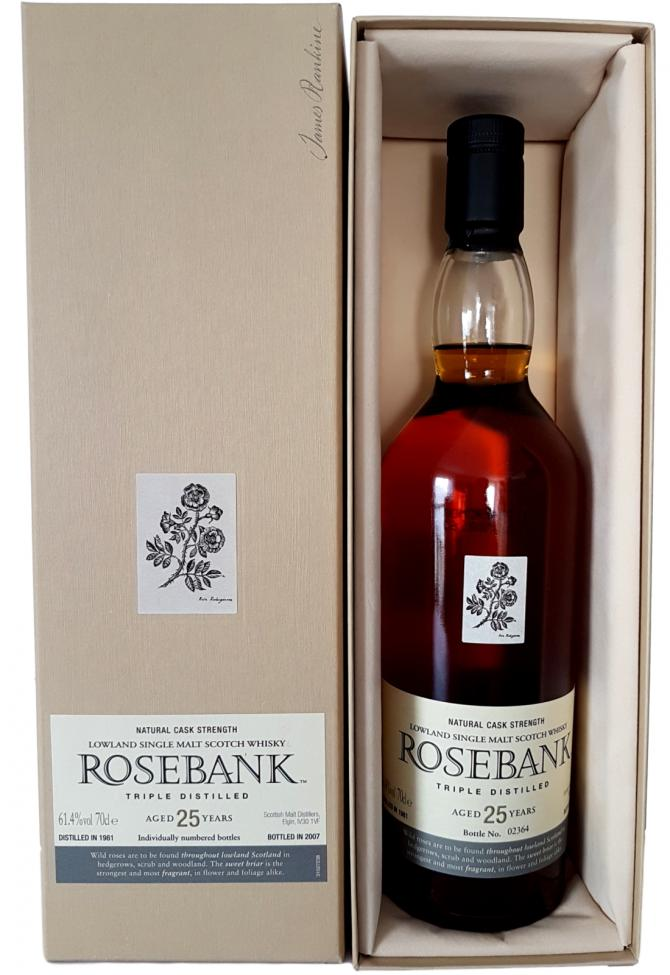 Rosebank 25-year-old