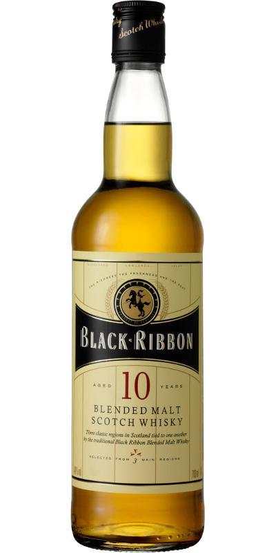 Black Ribbon 10-year-old V&S