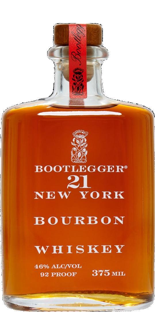 Bootlegger 21 New York Bourbon