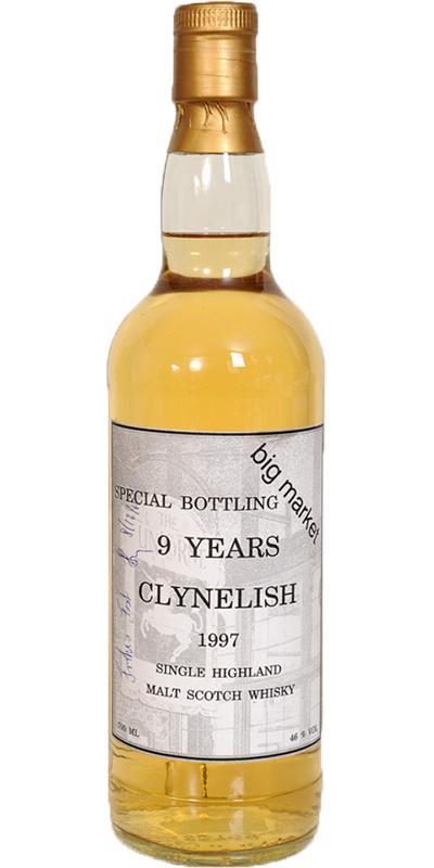 Clynelish 1997 BM