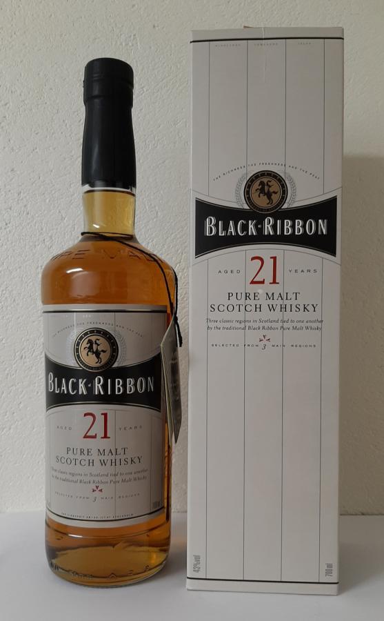 Black Ribbon 21-year-old V&S