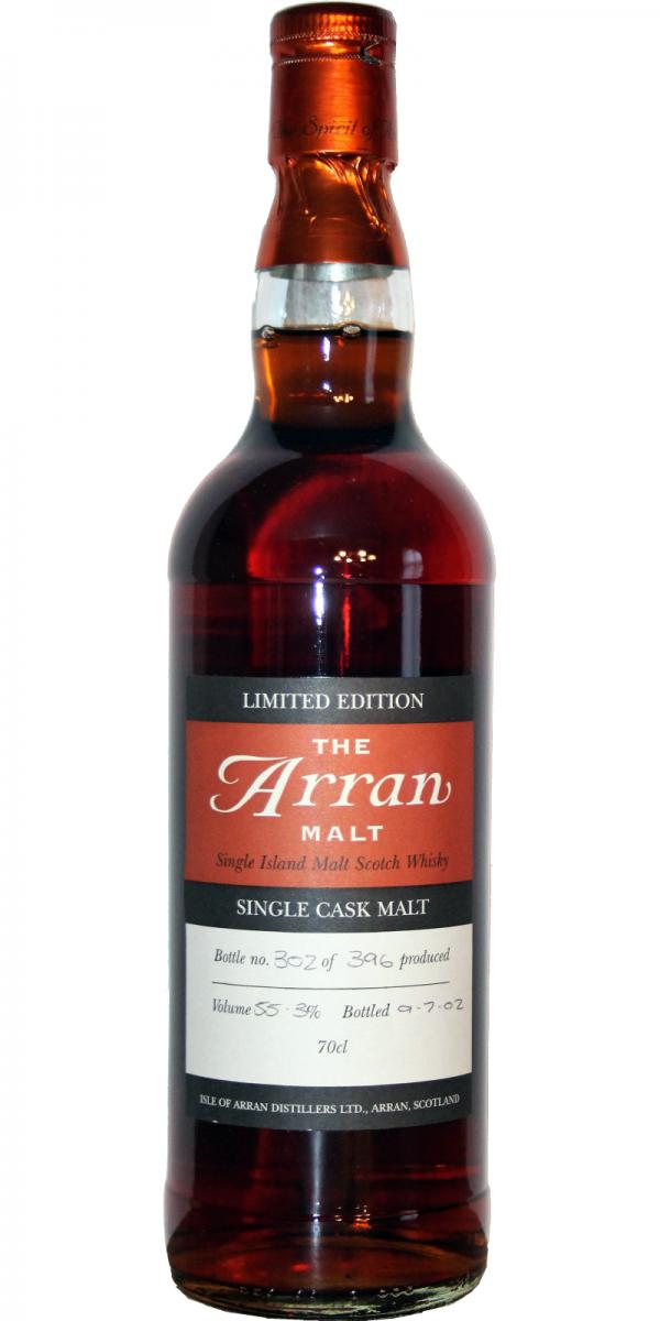 Arran 1995 Single Cask Malt
