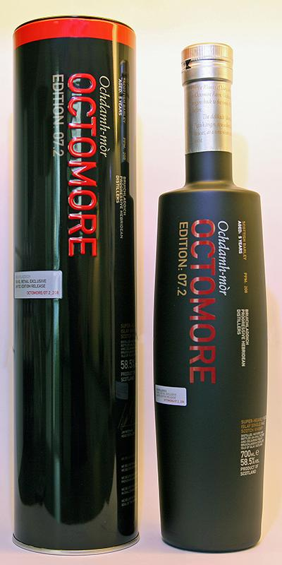 Octomore Edition 07.2 / 208