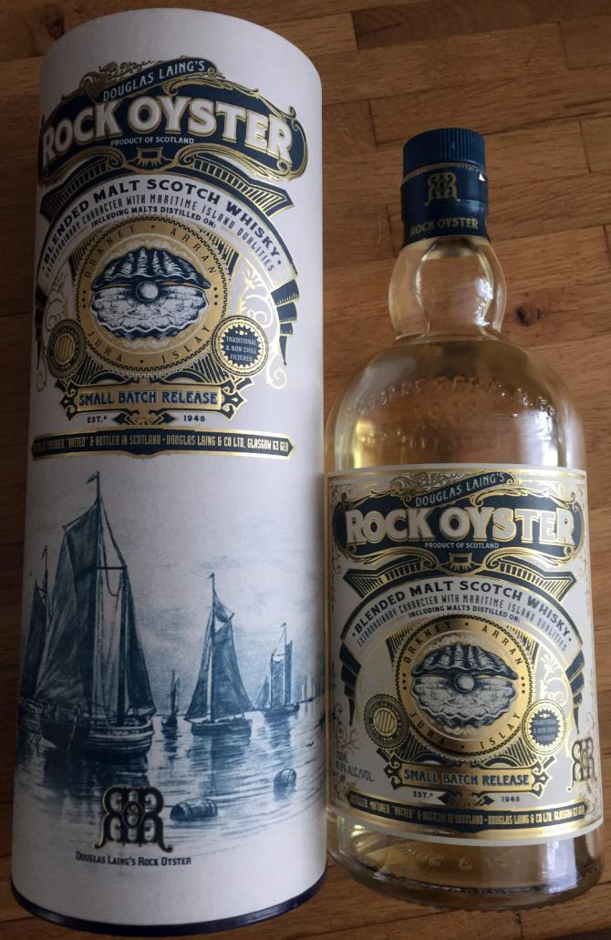 Rock Oyster Small Batch Release DL
