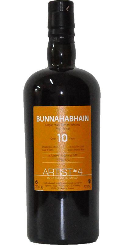Bunnahabhain 2003 LMDW