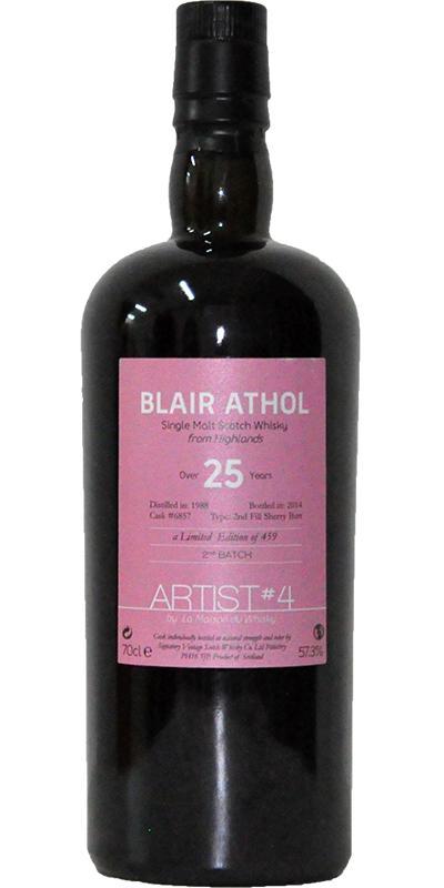Blair Athol 1988 LMDW