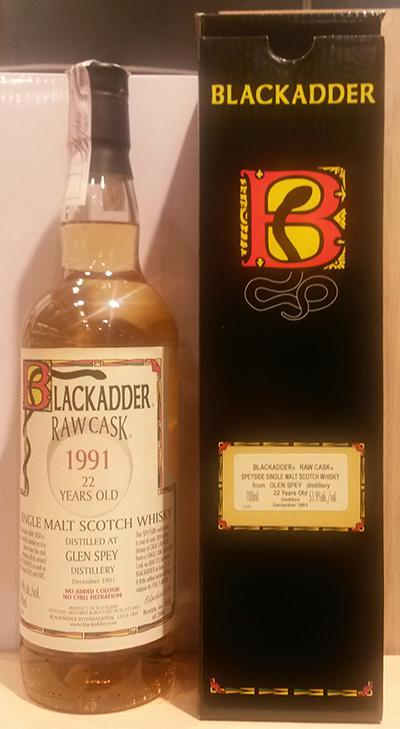 Glen Spey 1991 BA