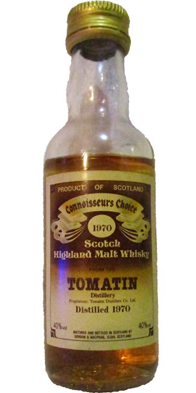 Tomatin 1970 GM