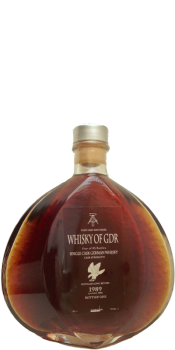 Whisky of GDR 1989 RW&W